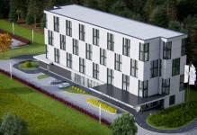 Kraków: Doctor Q Bud wybuduje hotel na Balicach