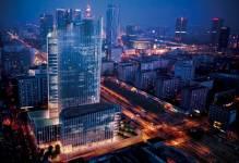 Warsaw: Mennica Polska and Golub GetHouse built Mennica Legacy Tower