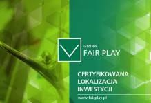 """""""Gmina Fair Play"""" 2017 – weryfikacja rzetelności gmin"""