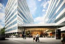Pierwsza inwestycja biurowa Skanska w Krakowie oficjalnie otwarta