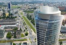 Warszawa: Warsaw Spire z rekordowym finansowaniem bankowym na ponad 900 mln zł