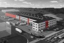 Ruszyła budowa Centrum Logistyczno-Biurowego Sosnowiec Milowice