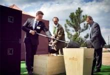 Czarna Woda: Steico rozpoczyna budowę fabryki drewna za ćwierć miliona złotych