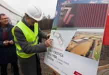 Budowa Beskid Park rozpoczęta