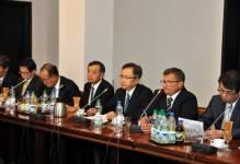 Wicepremier Piechociński namawiał na inwestycje przedstawicieli japońskiego biznesu