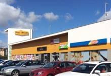 Centrum handlowe Józefosław przechodzi remodeling