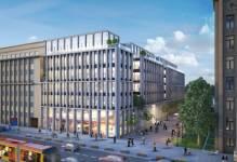 Yareal rozpoczyna budowę Nowogrodzka Square