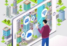 Za miastami przyszłości stoją smart biurowce