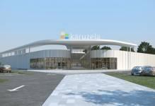 Września: Galeria Karuzela z pozwoleniem na budowę