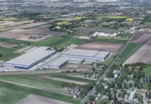 Park logistyczny w Grodzisku Mazowieckim sprzedany