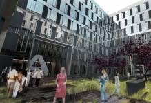 Warszawa: Biurowiec Harmony Konstruktorska gotowy w 2015 roku