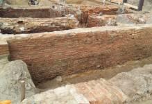 Skanska odkrywa skarby na budowie Spark