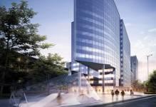Warszawa: Skanska sprzedaje niemal ukończony budynek Atrium 1 funduszowi Deka Immobilien