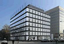 Kraków: GTC ukończyło budowę biurowca Pascal