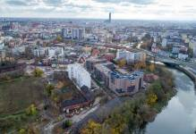 Działki na Kępie Mieszczańskiej we Wrocławiu sprzedane z 15,5 mln