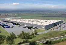 Kraków: Goodman rozpoczął nową budowę w Kraków Airport Logistics Centre