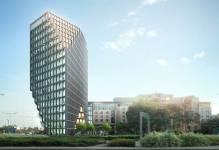 Poznań: Inwestor czeka na pozwolenie, aby ruszyć z Bałtyk Tower