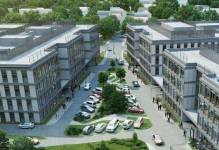 Kraków: Enterprise Park znalazł najemców 80 proc. powierzchni tuż przed otwarciem
