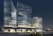 The Warsaw HUB – największy z dotychczasowych projektów Ghelamco