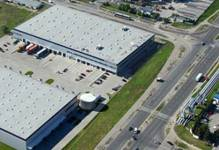 W.P. Carey funds warehouse in Żary
