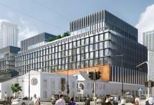 Nowa mini dzielnica w centrum Warszawy?