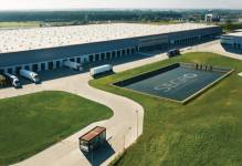 Nadarzyn: Construction of a new BTS facility was launched at Segro Logistics Park Warsaw