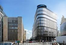 Warszawa: Wmurowano kamień węgielny pod biurowiec Astoria Premium Offices