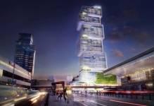 Warszawa: W centrum wyrośnie 200-metrowa wieża