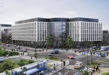 Wrocław: I etap Aquarius Business Park gotowy już późną jesienią