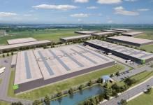 Wrocław: Goodman buduje zakład dla firmy Gestamp. Rusza z realizacją Goodman Wrocław IV Logistics Centre