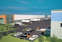 Szczecin: Pierwsza hala North-West Logistics Park oddana do użytku. Budowa drugiej ruszy jesienią