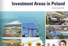 Investment Areas in Poland 2013