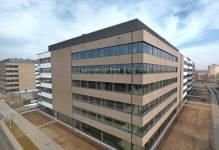 Zakończono budowę kompleksu Business Garden Poznań