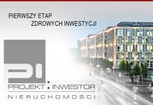 """""""Projekt INWESTOR"""" – doroczne spotkanie inwestorów, przedstawicieli miast i profesjonalistów rynku nieruchomości."""