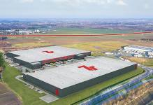 W Dolinie Lotniczej ruszyła budowa parku logistycznego