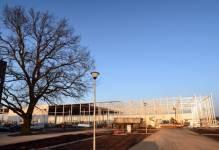 Szczecin: Hala D w North-West Logistic Park oddana do użytku