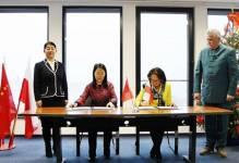 Chińskie miasto Zhuhai współpracuje z PSSE