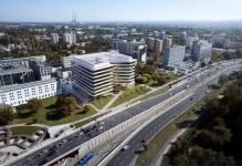 Skanska lays cornerstone for Axis office building in Krakow