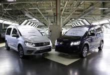 Poznań: Caddy 3 zjechał z linii montażowej. Robi miejsce dla kolejnego modelu