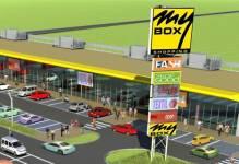 Oława: Znamy termin otwarcia Parku Handlowego MyBox