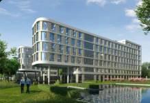 Warszawa: Kompleks biurowy Business Garden z certyfikacją LEED Gold