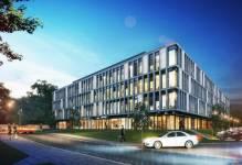 Warszawa: DTZ zarządcą nowego budynku biurowego – Garden Plaza na Żoliborzu