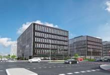 Warszawa: I etap kompleksu Stegny Business Center z prawomocnym pozwoleniem na budowę