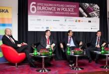 """6. edycja konferencji """"Biurowce w Polsce"""""""