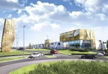 Metropolitan Outlet w Bydgoszczy z pozwoleniem na budowę