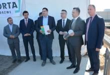 Porta KMI Poland rozpoczęła inwestycję w Nidzicy