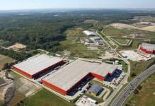 Gdańsk: 7R Logistic dostarczył nowy projekt BTS dla spółki TES