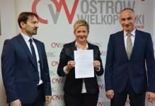 Ostrów Wielkopolski sprzedał tereny inwestycyjne