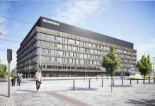 Łodzi: Nowa Fabryczna – rusza drugi projekt Skanska Property Poland w Łodzi