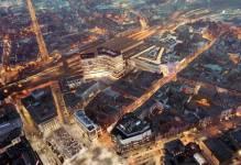 Grand Central stanie w samym sercu Katowic